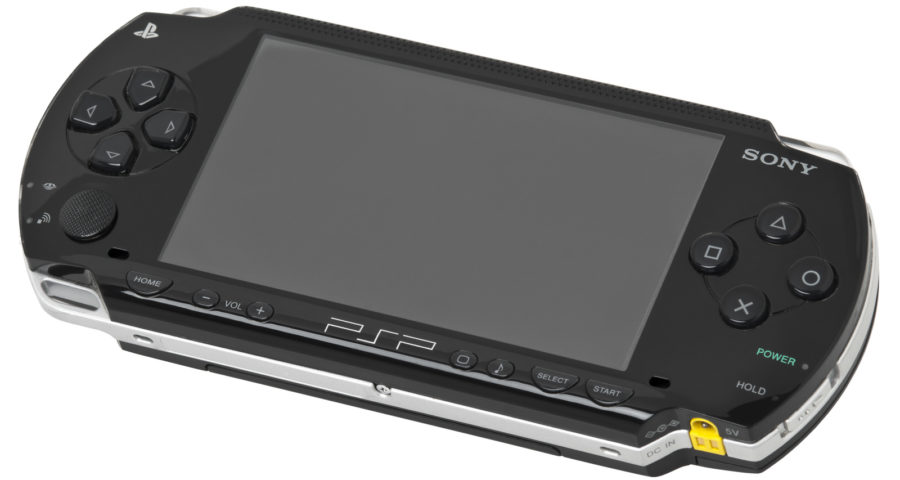 Une Playstation Portable